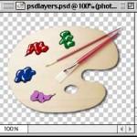 Как работать со слоями в Photoshop