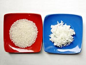 Как правильно варить рис?!