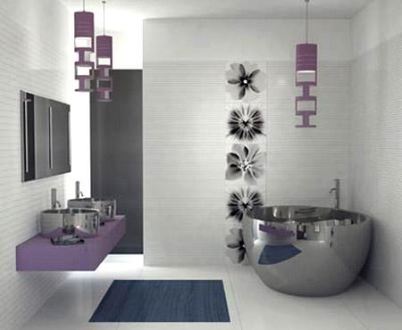 И домах проекты интерьера ванной и