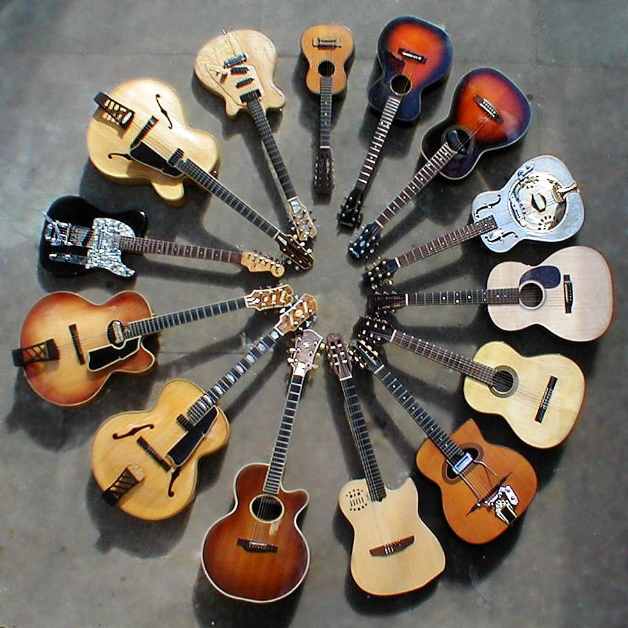 Как выбирать гитару