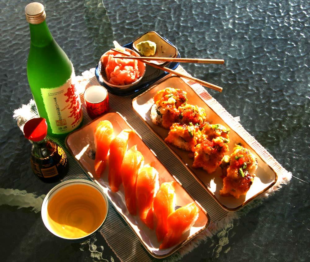 Как сделать суши своими руками