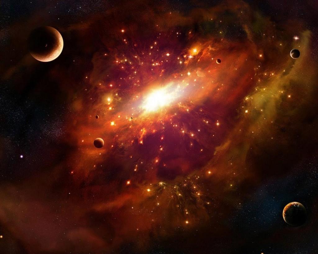 Ученые обнаружили самые первые звезды во Вселенной