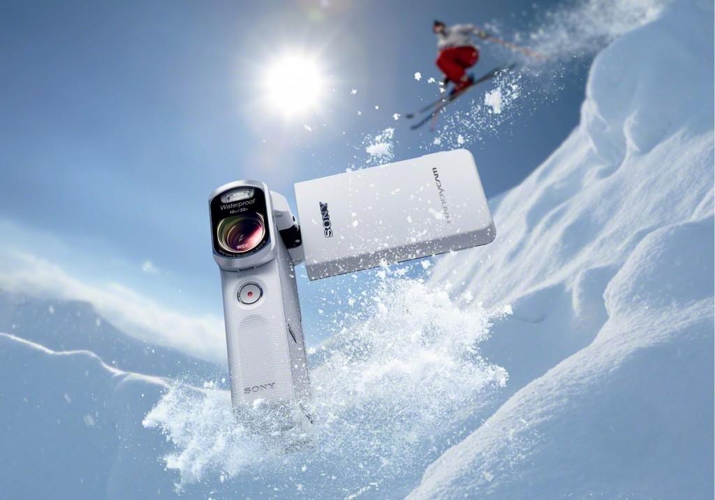 Sony готовит к выпуску видеокамеру HDR-GW66VE
