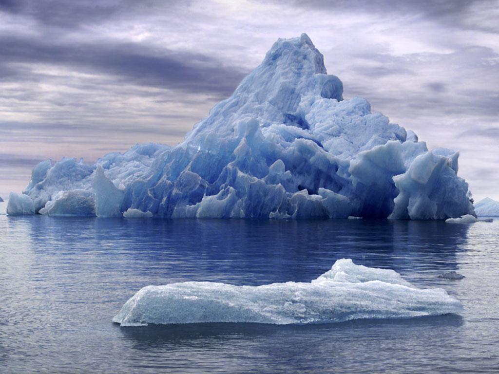 Ученые вычислили возраст антарктического льда