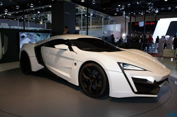 Lykan Hypersport – автомобиль нового поколения