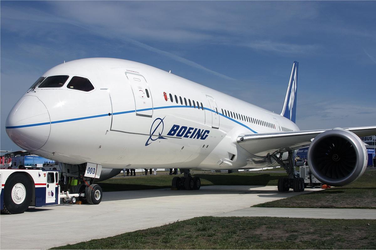 Boeing начал финальную сборку удлиненного «Лайнера мечты»