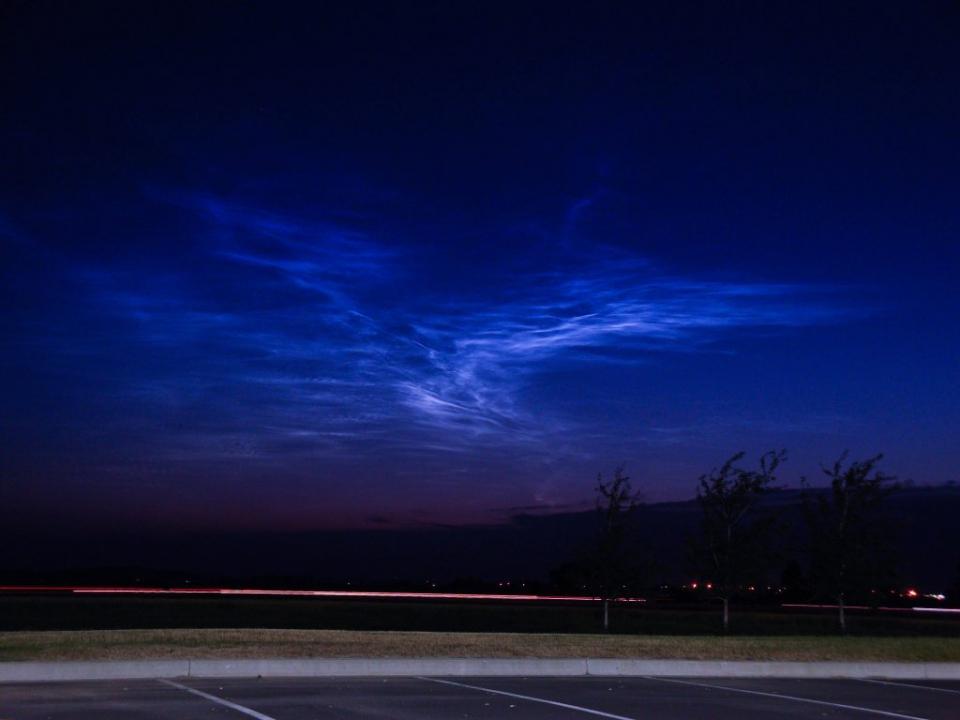 НАУКА: Свет из мезосферы