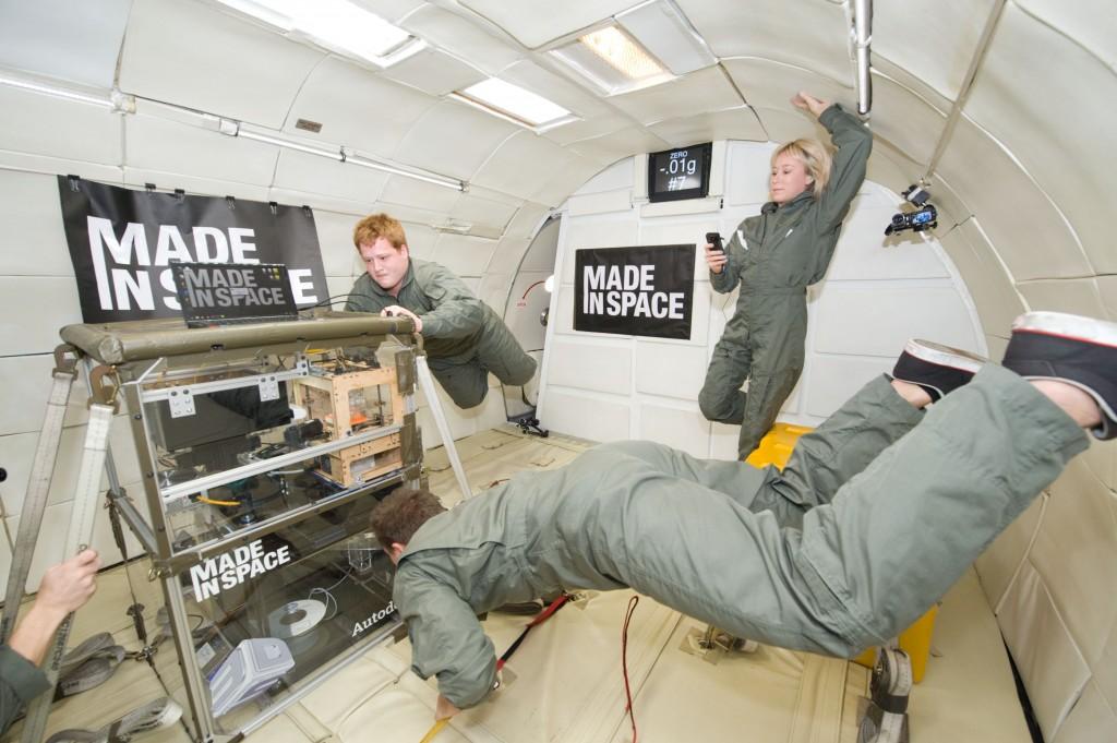 ТЕХНОЛОГИИ: Сделано в космосе