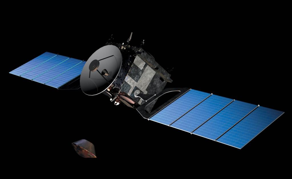 Зонд «Марс-Экспресс» подберется к Фобосу на 45 километров