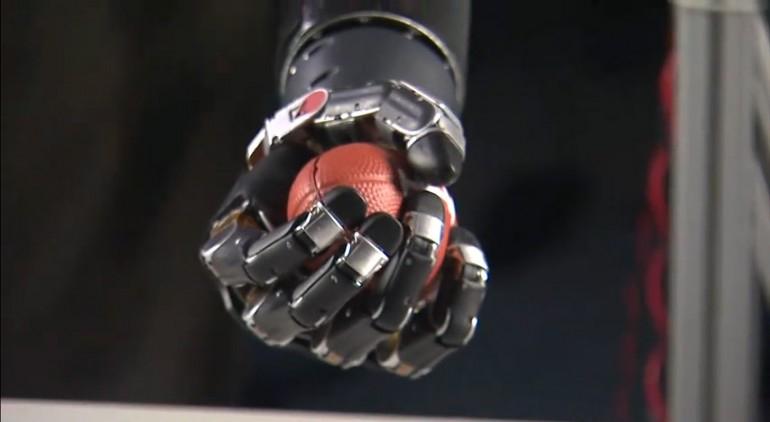 ТЕХНОЛОГИИ: Протезы для робота