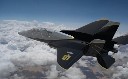ТЕХНОЛОГИИ: Персональный самолет Saker S-1
