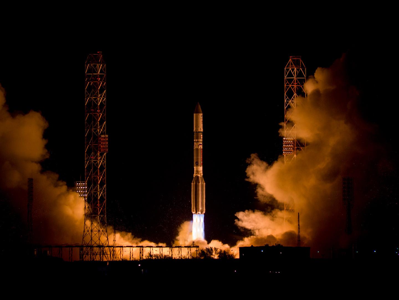 Спутник связи SES-6 запустили с Байконура