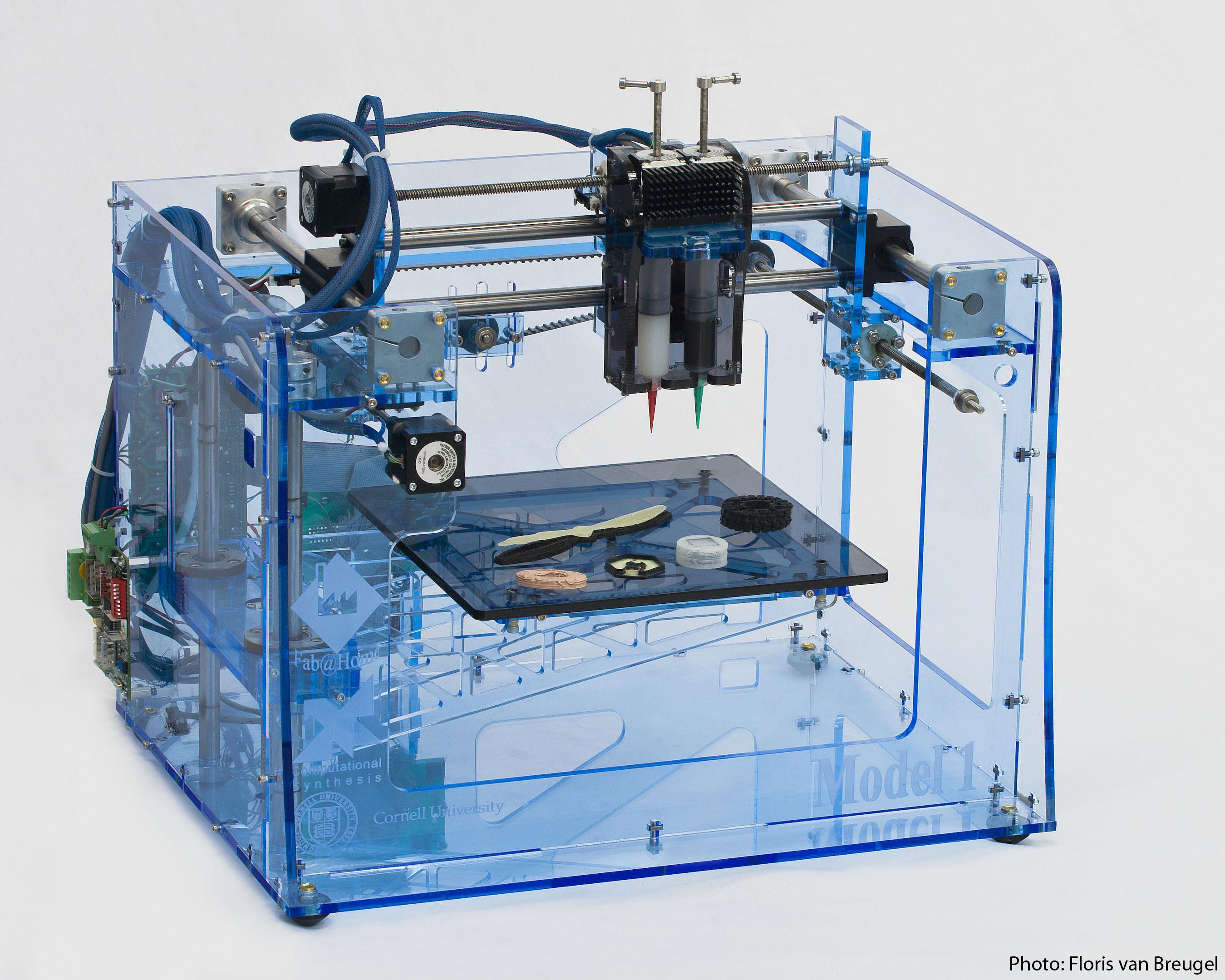Еда из 3D-принтера сможет предотвратить глобальный голод