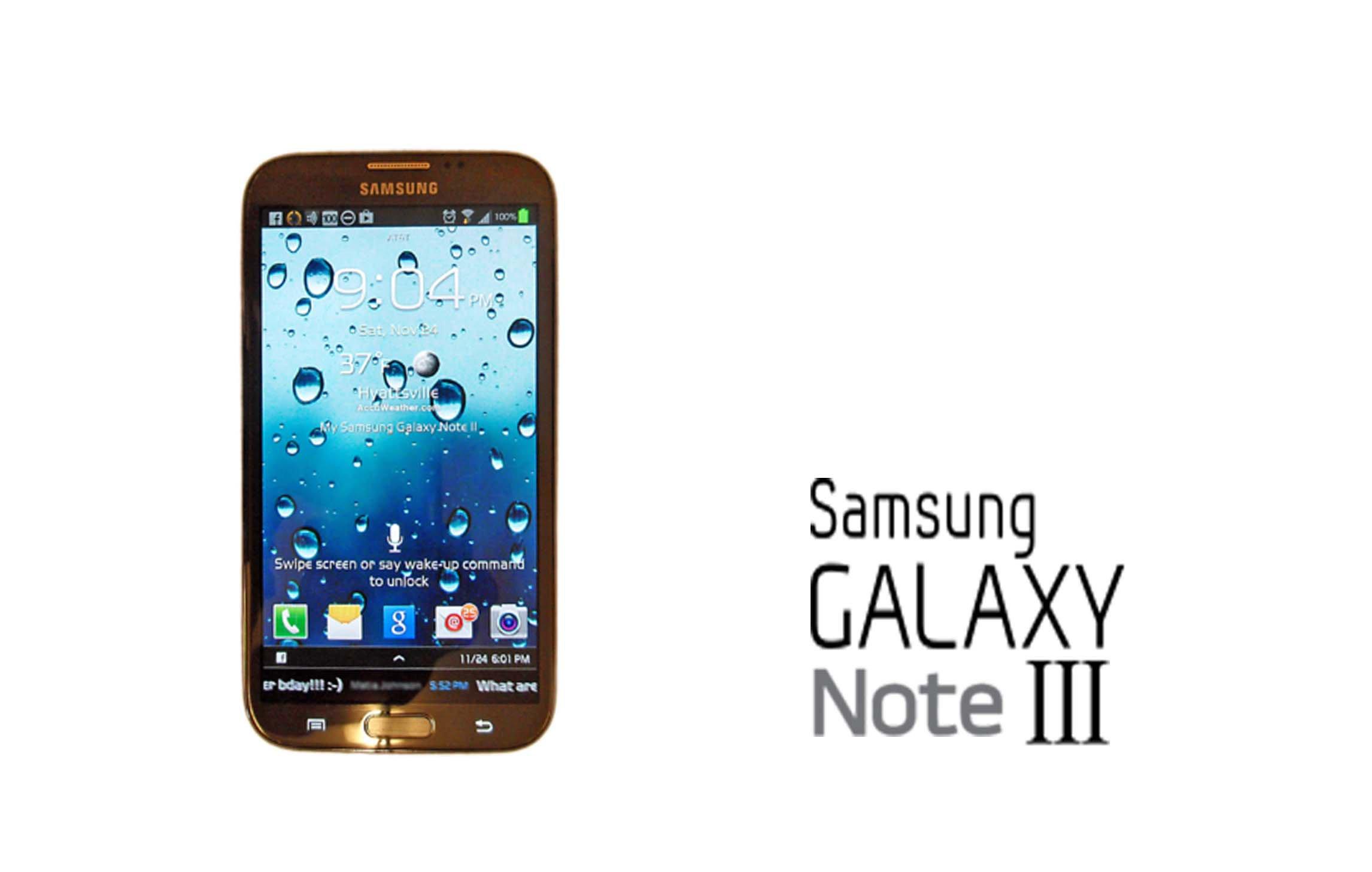 Планшетофон Samsung Galaxy Note 3 будет выпускаться в трех версиях