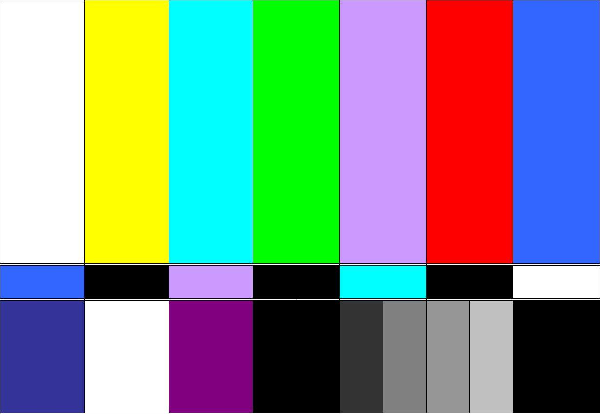 Images of Tv Colors - #rock-cafe