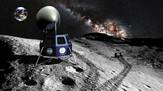 ТЕХНОЛОГИИ: Лунный телескоп