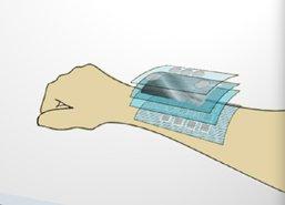 ТЕХНОЛОГИИ: Датчик для «электронной кожи»