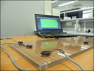 Новая технология превращают любую поверхность в сенсорный дисплей