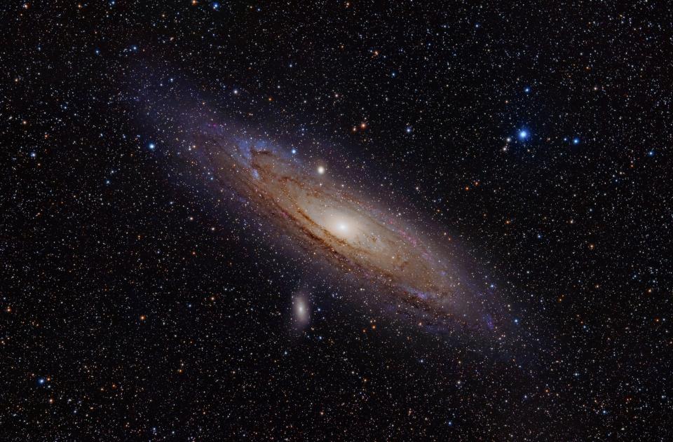 НАУКА: Мы уже столкнулись с Андромедой